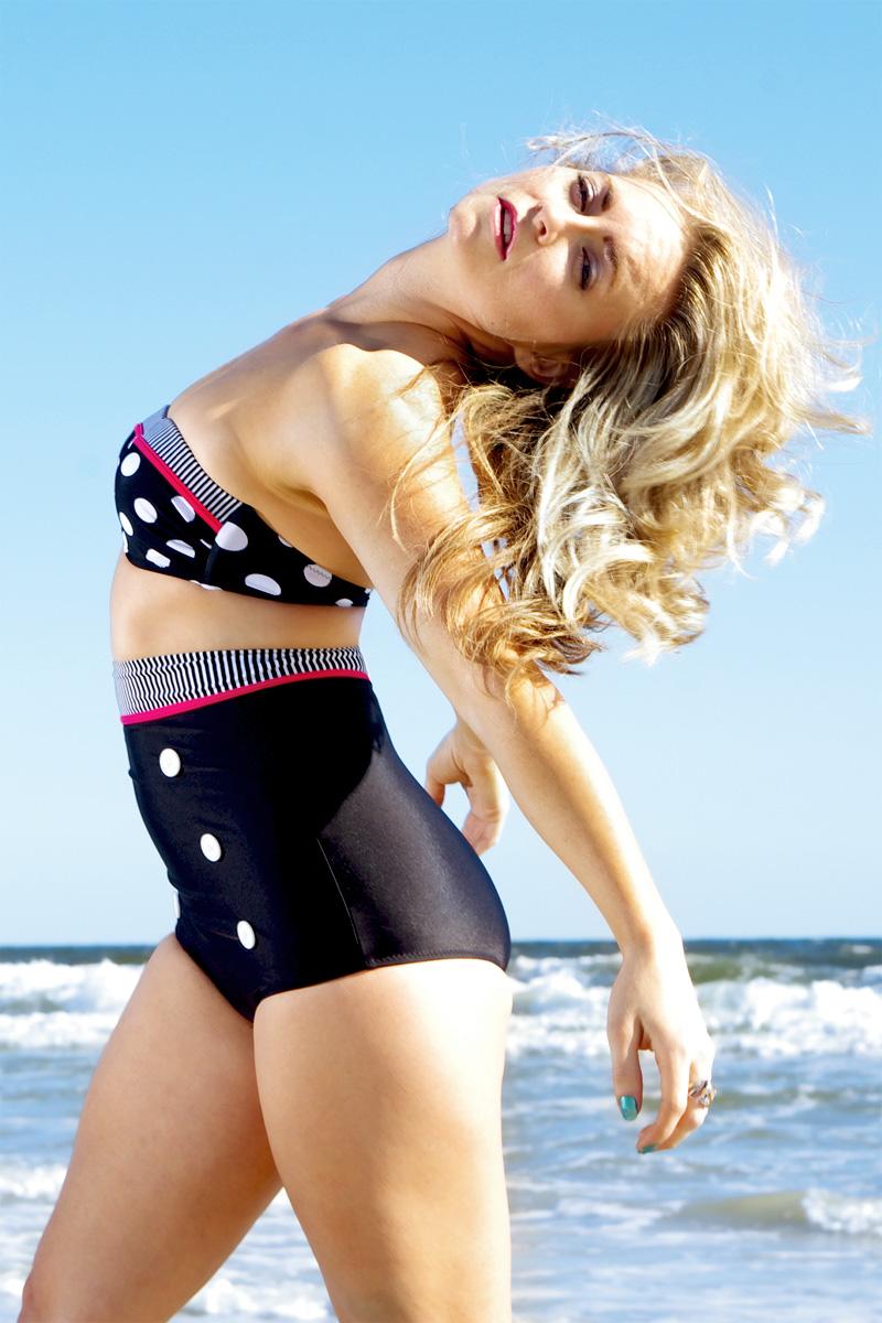 Pinup Style Bikini